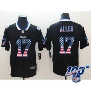 Buffalo Bills Josh Allen Jersey (5)